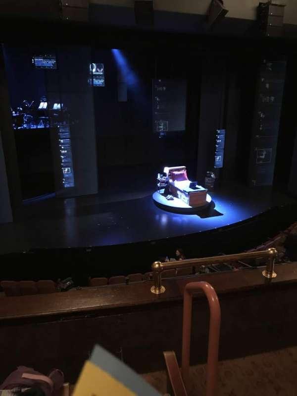 Music Box Theatre, section: Mezzanine L, row: C, seat: 7