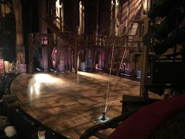 Richard Rodgers Theatre, section: Box C, row: 1, seat: 2