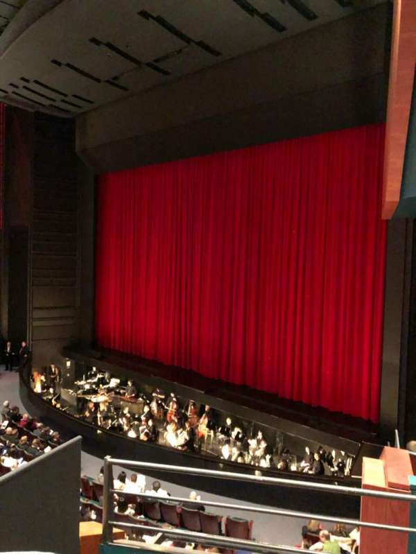 McCaw Hall, section: First Tier Box F, row: B, seat: 1