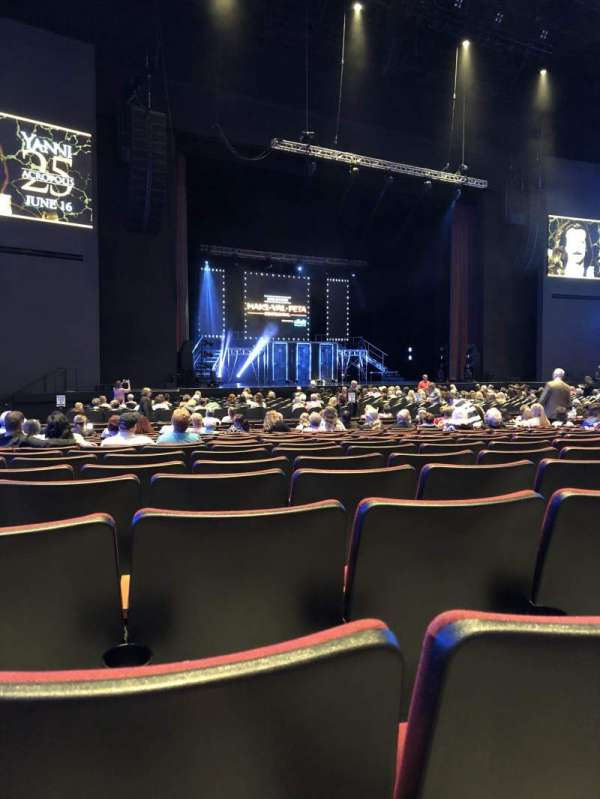 Smart Financial Centre, section: 102, row: DD, seat: 12