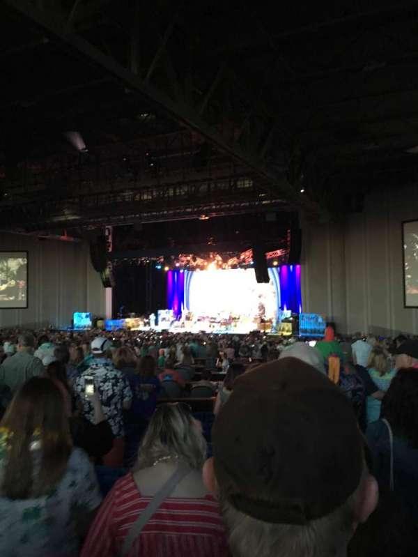PNC Music Pavilion, section: 5, row: R, seat: 29