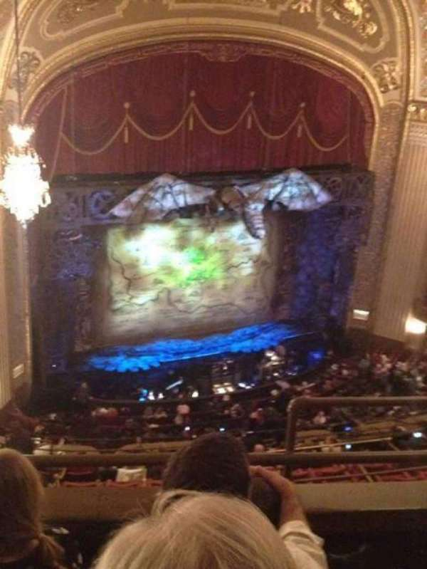 Orpheum Theatre (Memphis), section: Lower Gallery, row: C, seat: 4