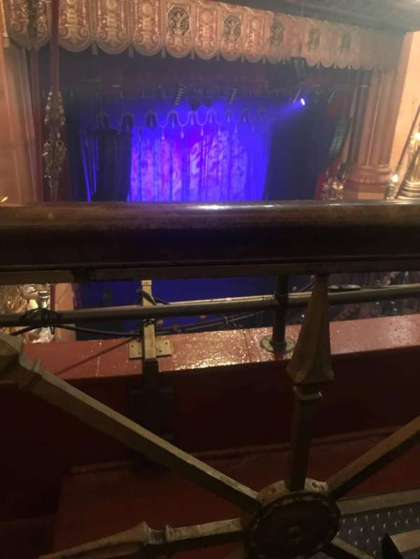 Beacon Theatre, section: Lower Balcony C, row: B, seat: 45