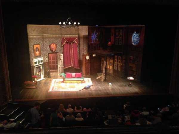 Lyceum Theatre (Broadway), section: Mezzanine C, row: A, seat: 110