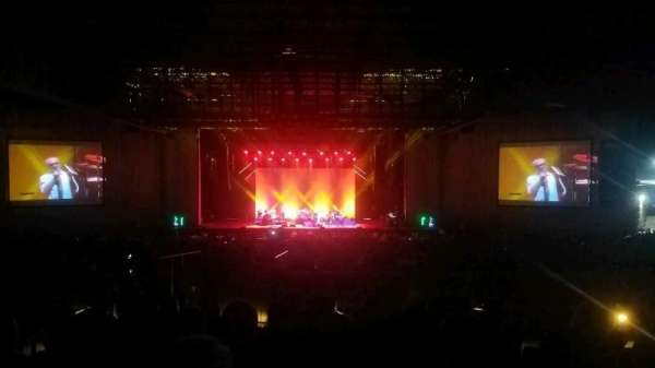 PNC Music Pavilion, section: 12, row: G, seat: 30