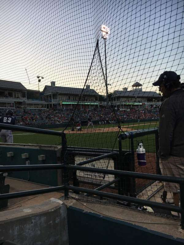 Dr Pepper Ballpark, section: 118, row: 3, seat: 2