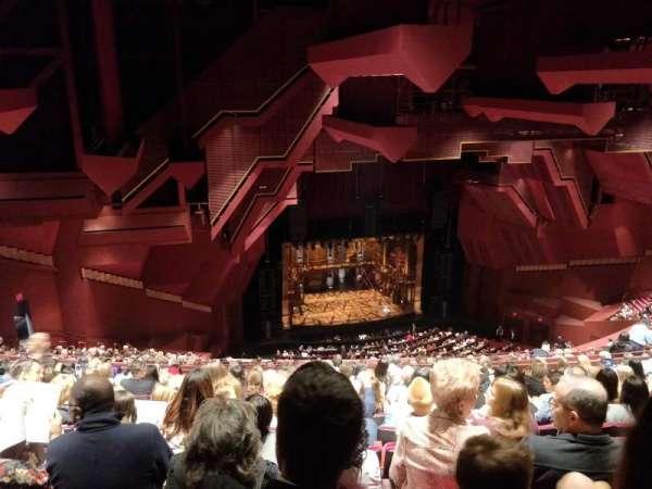 segerstrom hall, section: Balcony, row: W, seat: 120