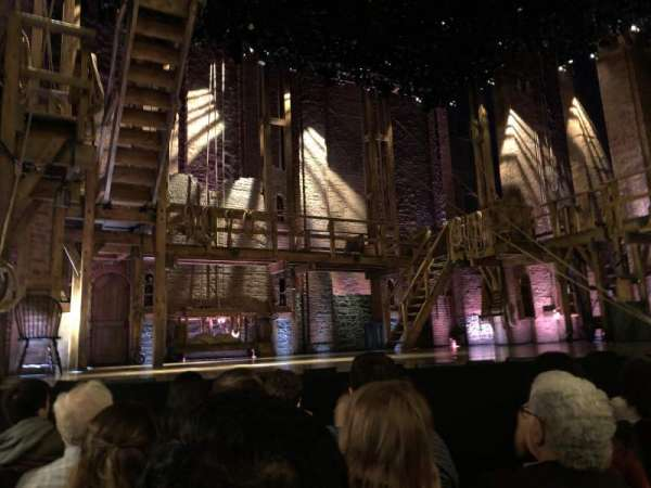 Richard Rodgers Theatre, section: Orchestra L, row: D, seat: 7