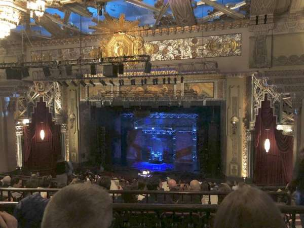 Hollywood Pantages Theatre, section: Mezzanine RC, row: K, seat: 212