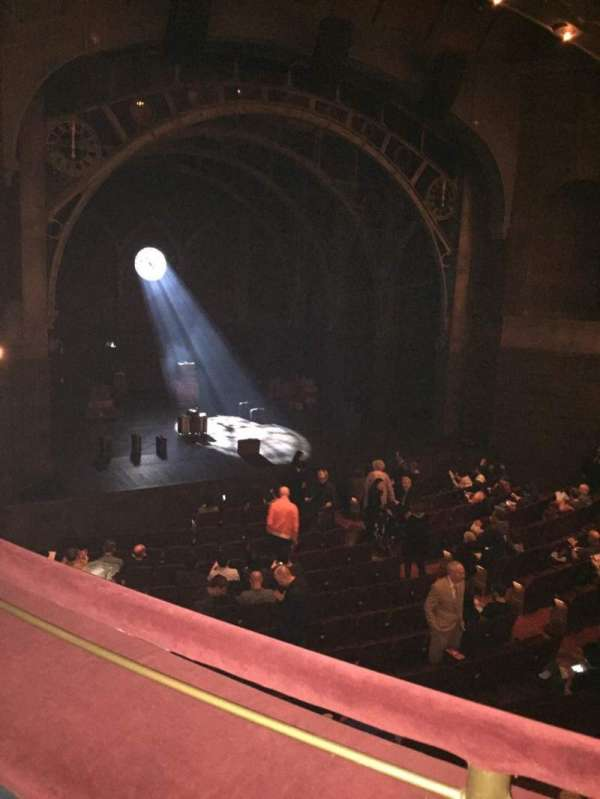 Lyric Theatre, section: Dress Circle L, row: A, seat: 11