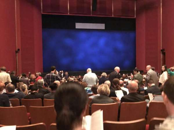 The Kennedy Center Opera House, section: Orchestra, row: Y, seat: 126