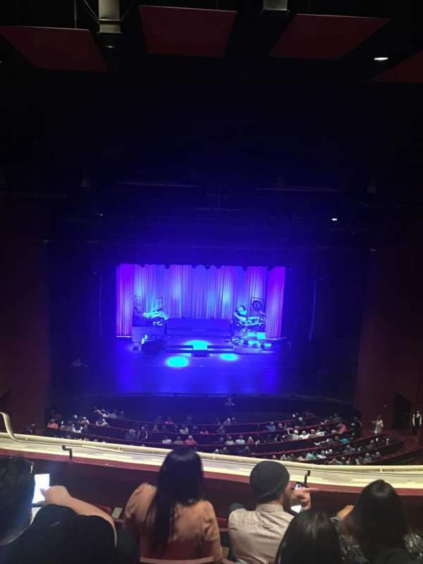 San Diego Civic Theatre, section: Balcony C, row: T, seat: 9