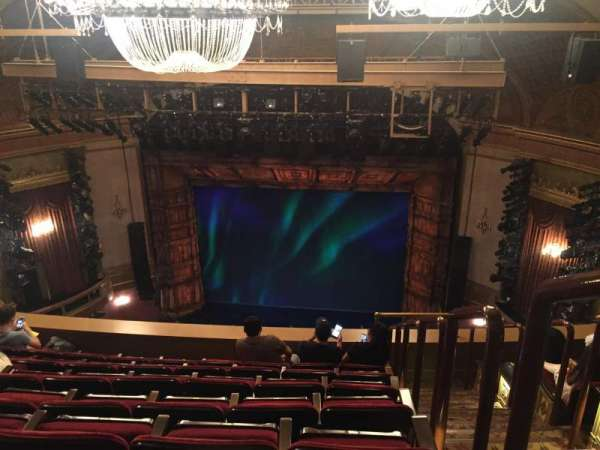St. James Theatre, section: BALCONY C, row: G, seat: 101