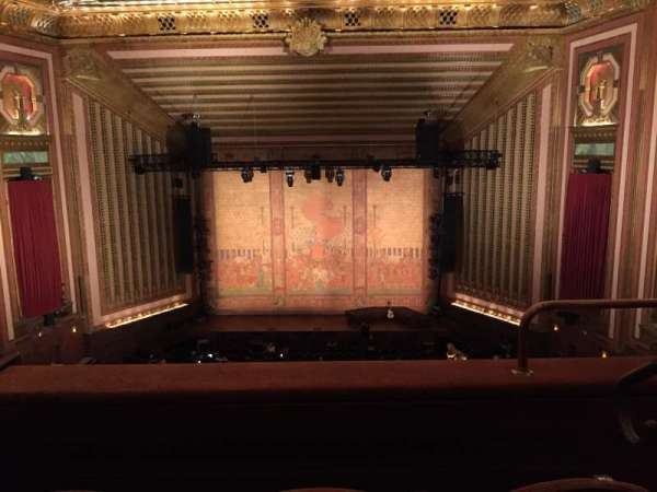 Lyric Opera House, section: Dress Circle, row: C, seat: 102
