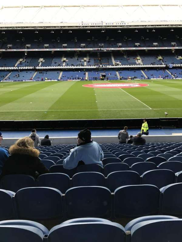 Ibrox Stadium, section: GF5, row: Q