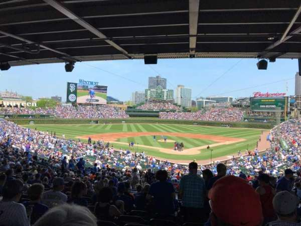 Wrigley Field, section: 216, row: 13, seat: 19