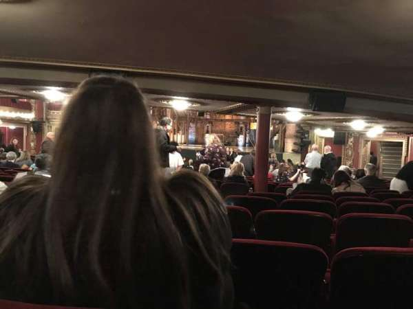 CIBC Theatre, section: Orchestra R, row: ZZZ, seat: 6