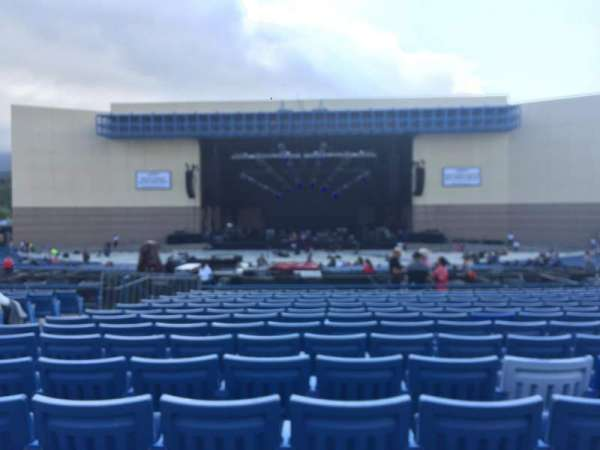 Glen Helen Amphitheater, section: Loge 6, row: P, seat: 40