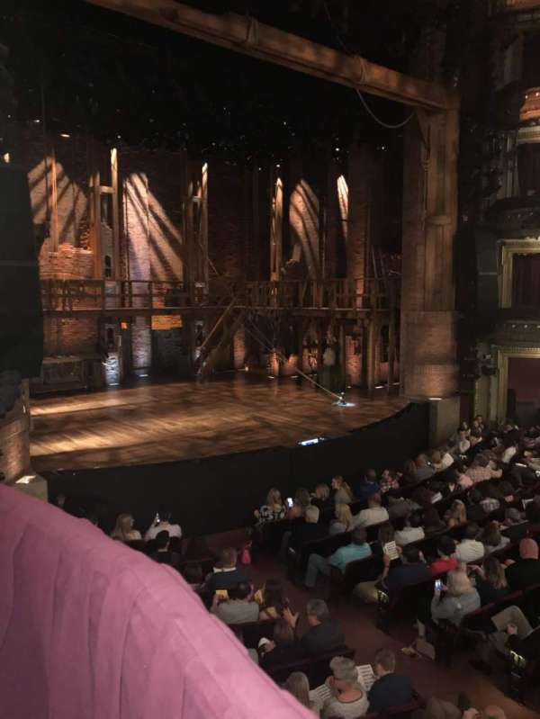 CIBC Theatre, section: Dress Circle Box 1, row: 11, seat: 209