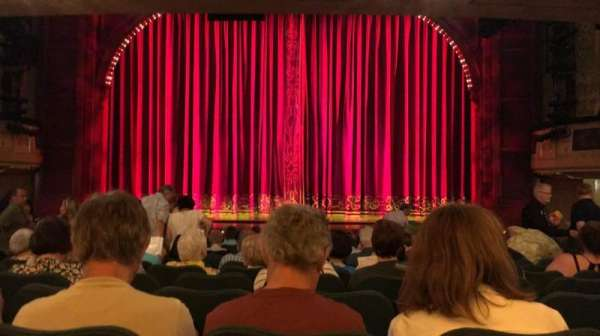 Shubert Theatre, section: Orchestra C, row: Q, seat: 106