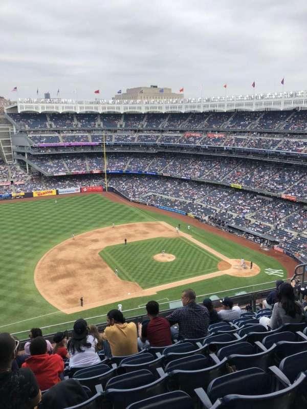 Yankee Stadium, section: 426, row: 8, seat: 14