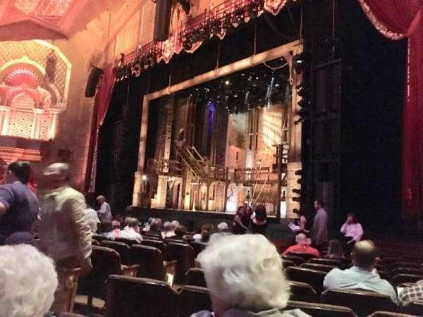 Fox Theatre (Atlanta), section: Orchestra R, row: M, seat: 14