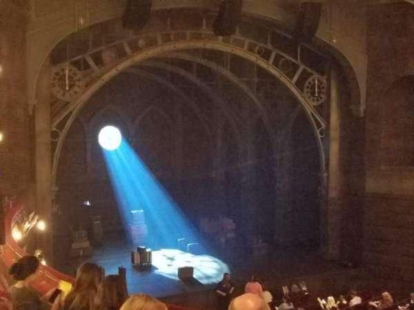 Lyric Theatre, section: Dress Circle L, row: F, seat: 13/15