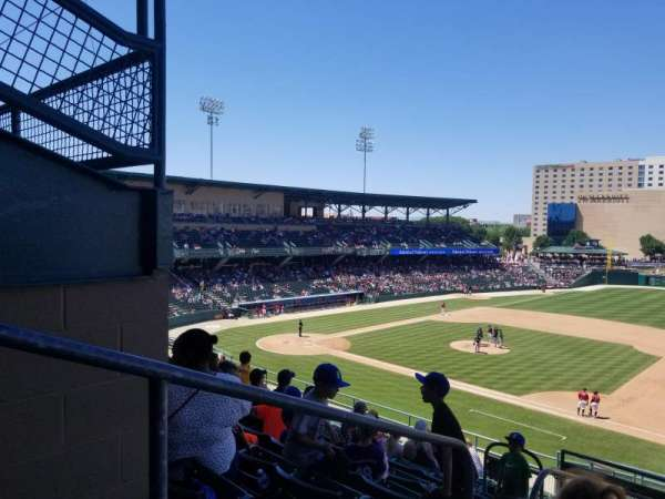Victory Field, section: 216, row: M, seat: 2