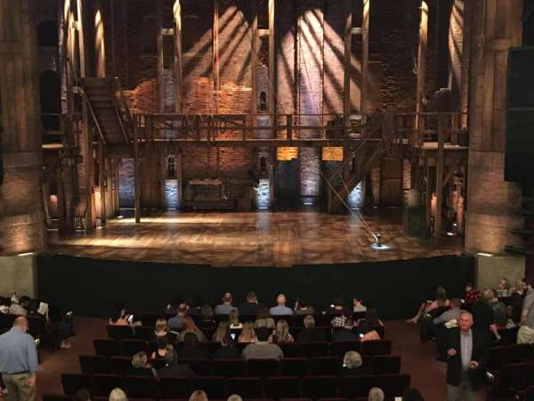 CIBC Theatre, section: Dress Circle C, row: A, seat: 207