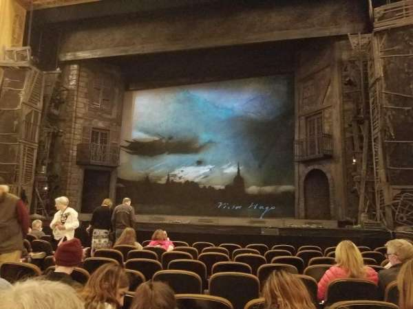 Paramount Theatre (Seattle), section: Mf2, row: J, seat: 6