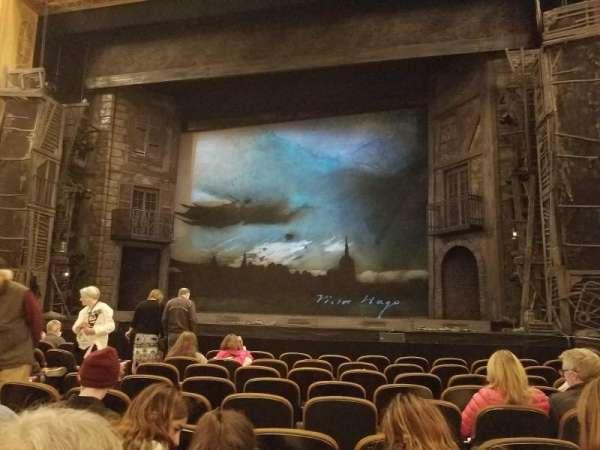 Paramount Theatre (Seattle), section: Main Floor 2, row: J, seat: 6