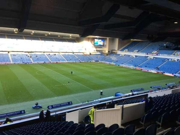 Ibrox Stadium, section: MRR, row: C