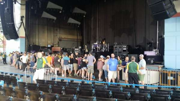 Riverbend Music Center, section: 300, row: H, seat: 311