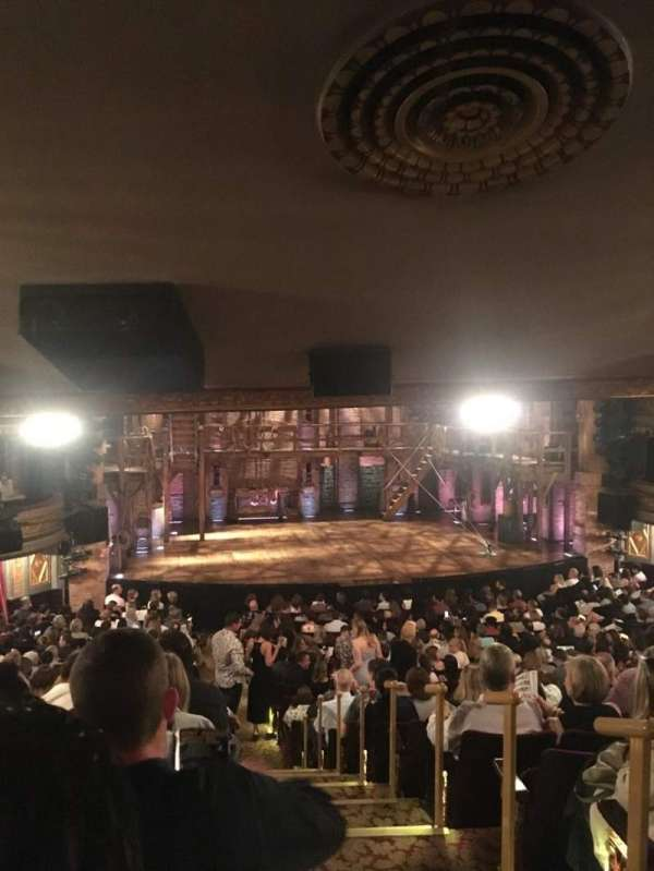 Richard Rodgers Theatre, section: Orchestra L, row: V, seat: 1