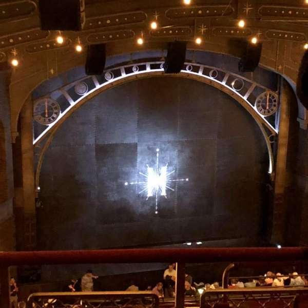 Lyric Theatre, section: Balcony L, row: D, seat: 7
