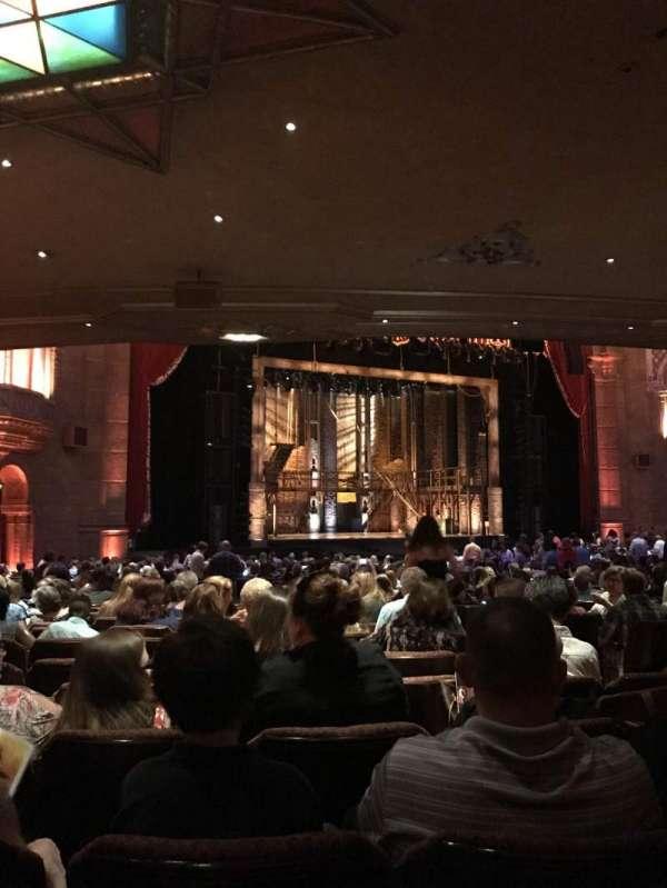 Fox Theatre (Atlanta), section: Orchestra L, row: FF, seat: 11