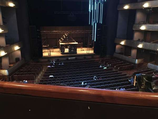 Winspear Opera House, section: Mezzanine C, row: A, seat: 19