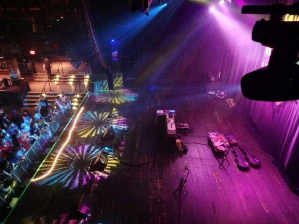 House Of Blues - Orlando, section: VIP opera box