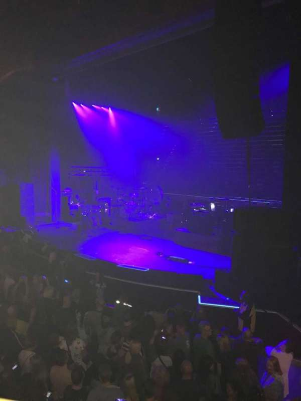 O2 Apollo Manchester, section: Front Circle, row: AA, seat: 2