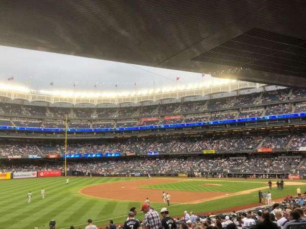 Yankee Stadium, section: 129, row: 29, seat: 9