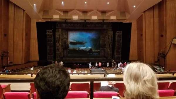 Keller Auditorium, section: 1st Balcony C, row: B, seat: 8