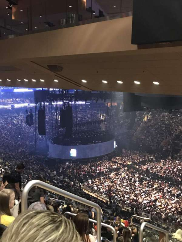 madison square garden, section: 227, row: 16, seat: 2