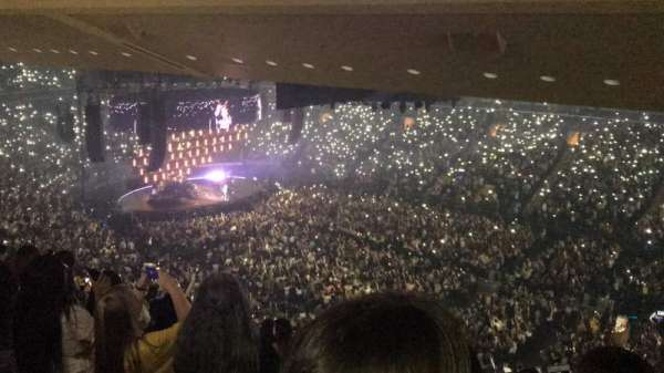 Madison Square Garden, section: 227, row: 16, seat: 1