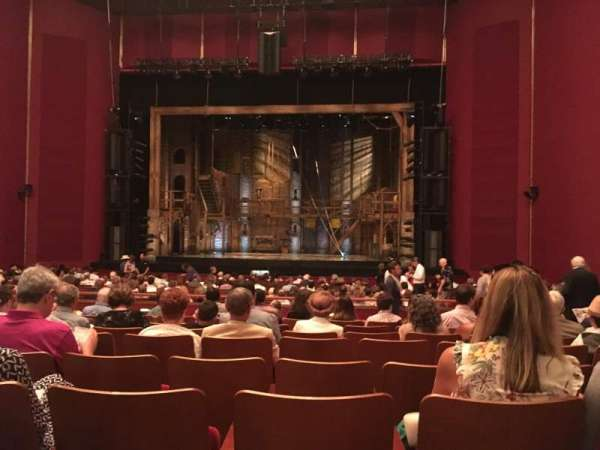 The Kennedy Center Opera House, section: Orchestra C, row: Z, seat: 108