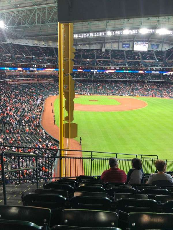 Minute Maid Park, section: 251, row: 16, seat: 2