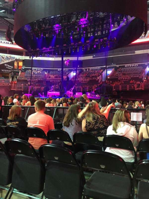 Capital One Arena, section: Floor 3, row: 5, seat: 10
