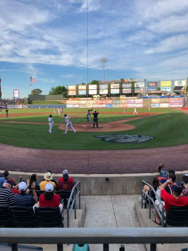 Coca-Cola Park, section: 113, row: J, seat: 7