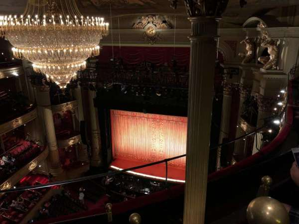 Academy of Music, section: Amphitheater D, row: D, seat: 18