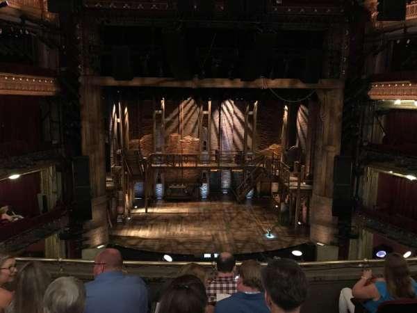 CIBC Theatre, section: Mezzanine LC, row: E, seat: 303
