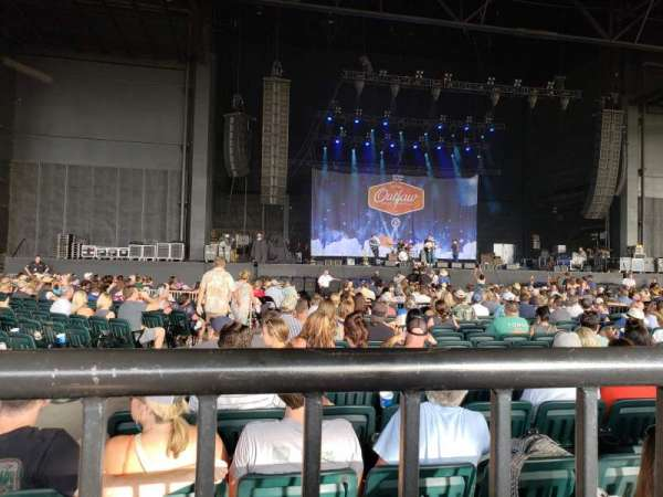Dos Equis Pavilion, section: VIP Box, row: 8, seat: 4